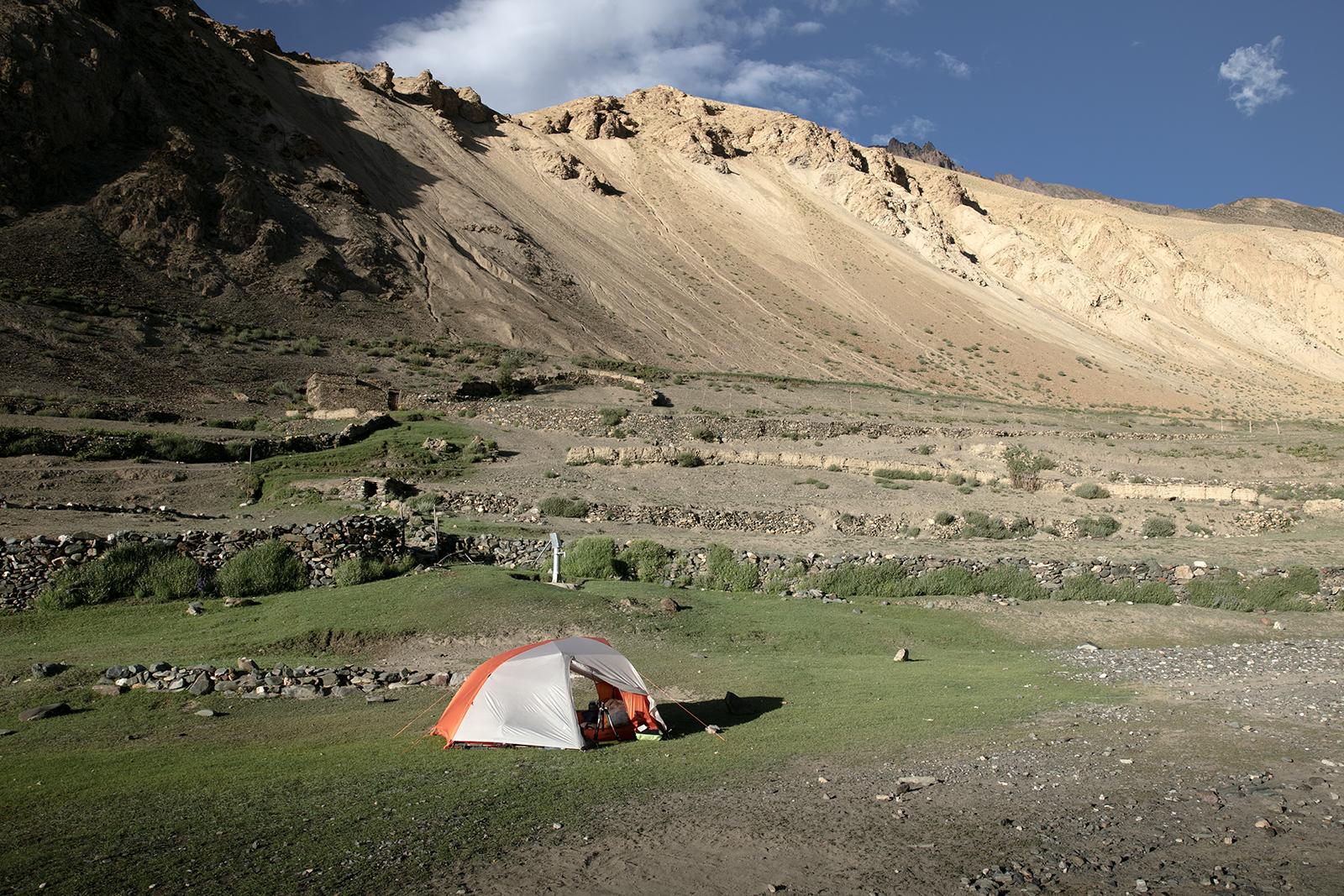 Bivouac Ladakh Zanskar