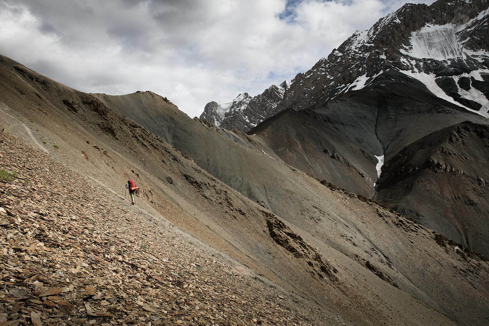 Passage des cols au Ladakh
