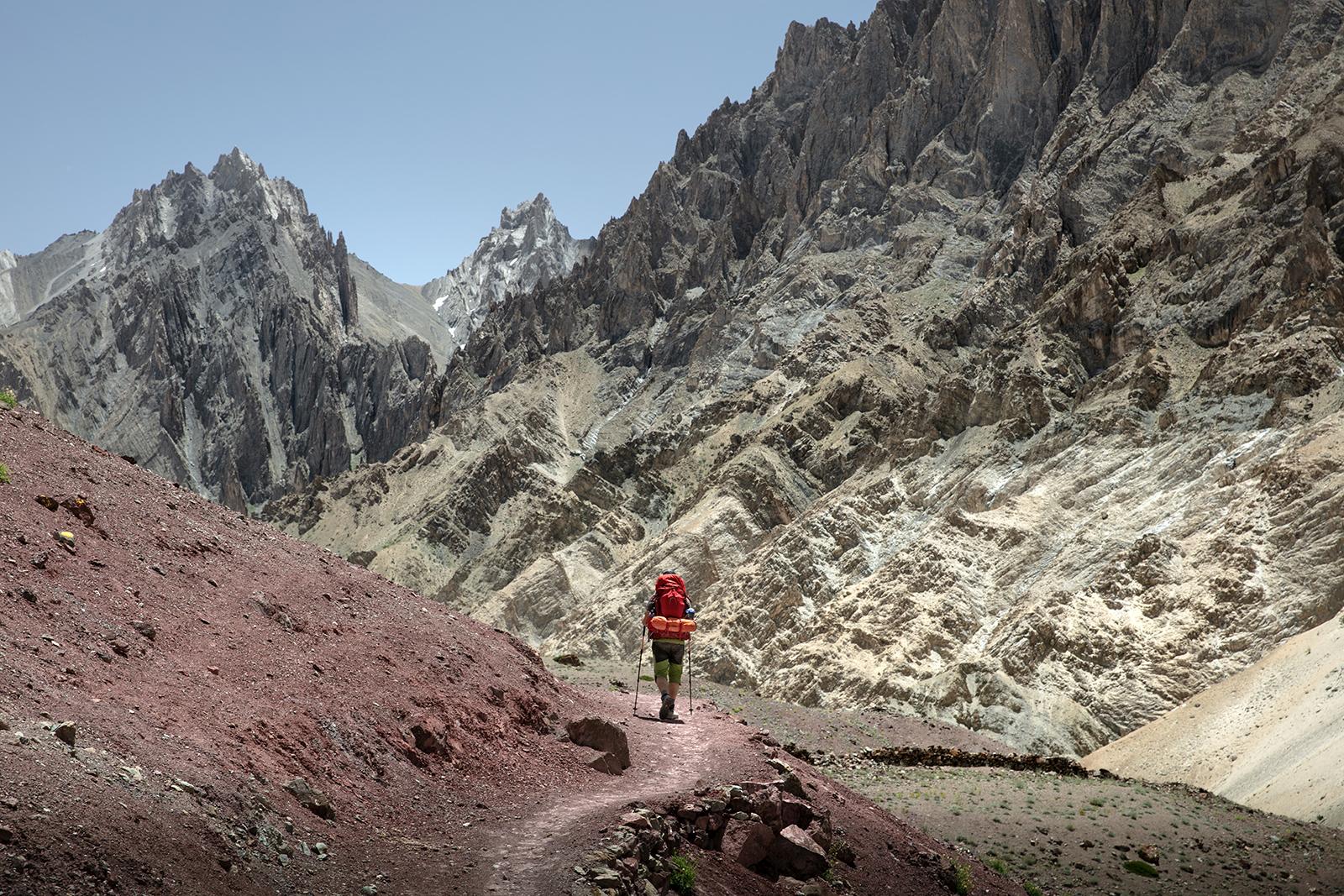 Trek au Ladakh en autonomie