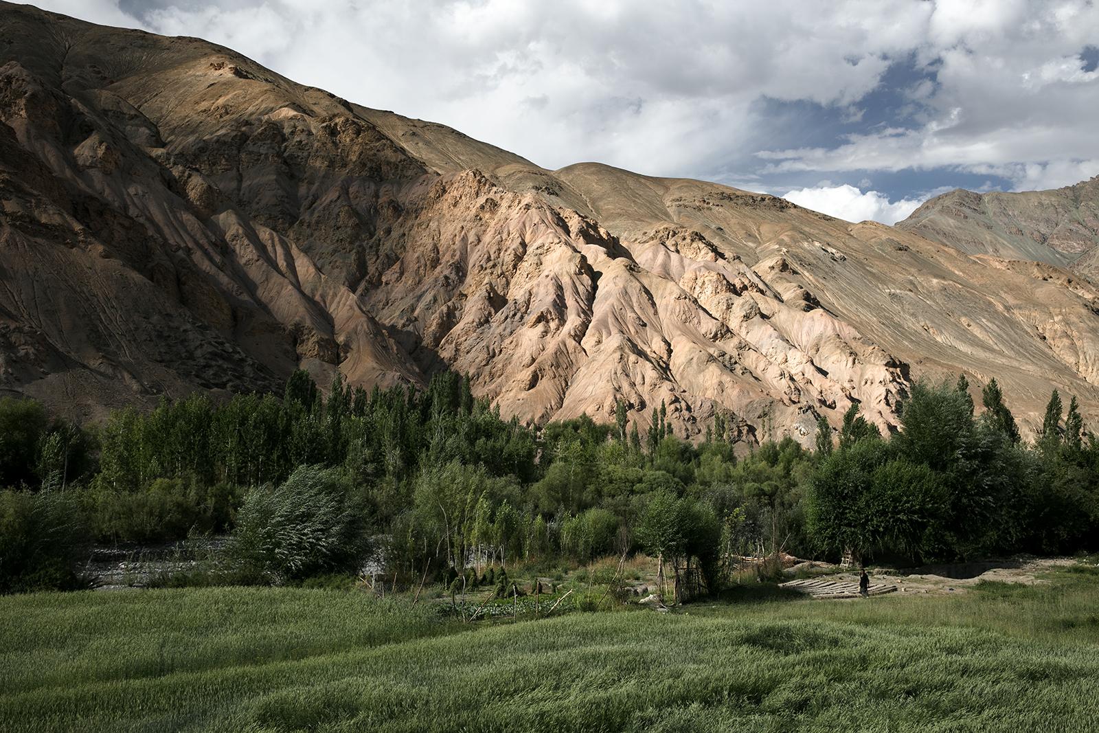 vallées et villages du Ladakh