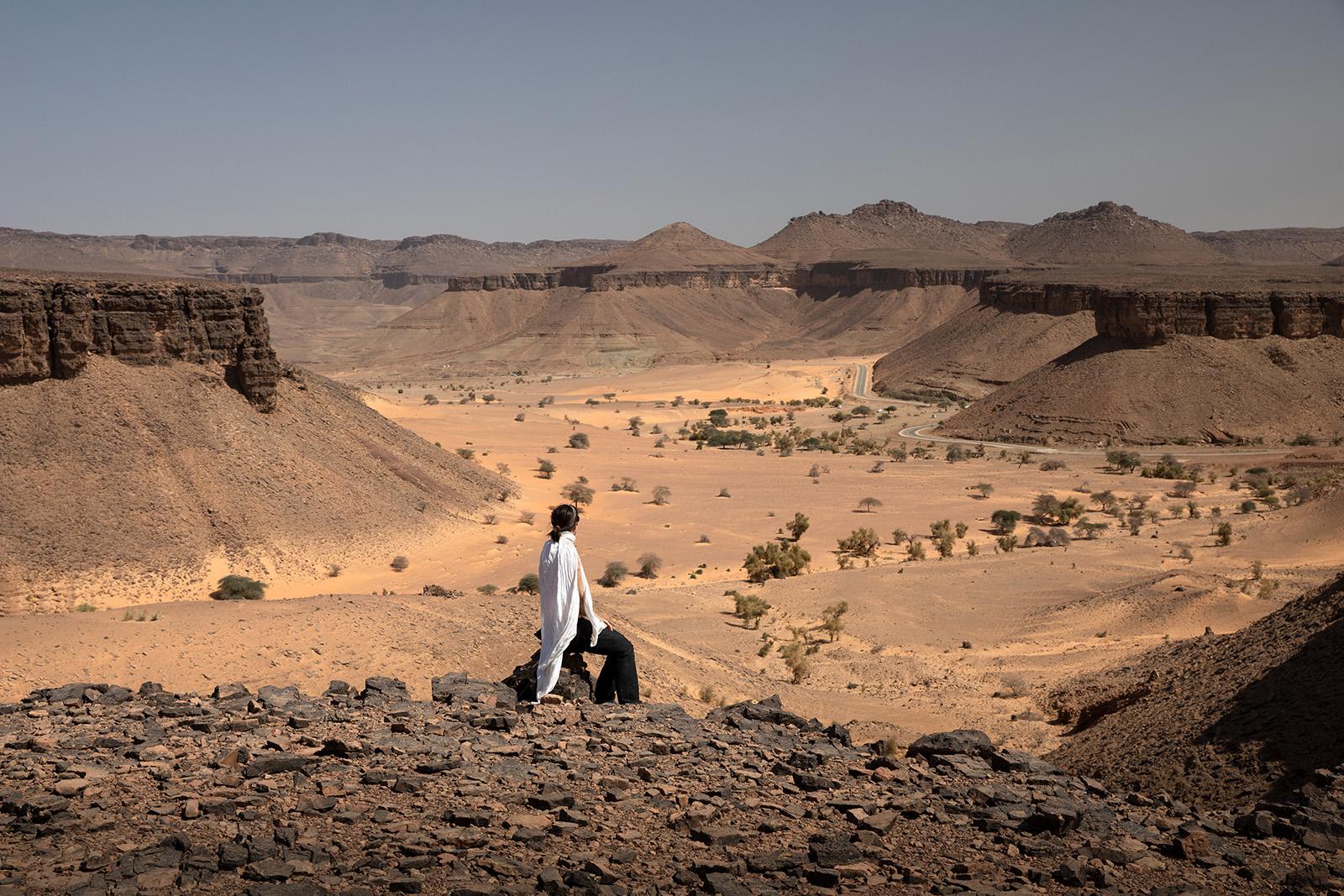 Visiter l'Adrar en mauritanie