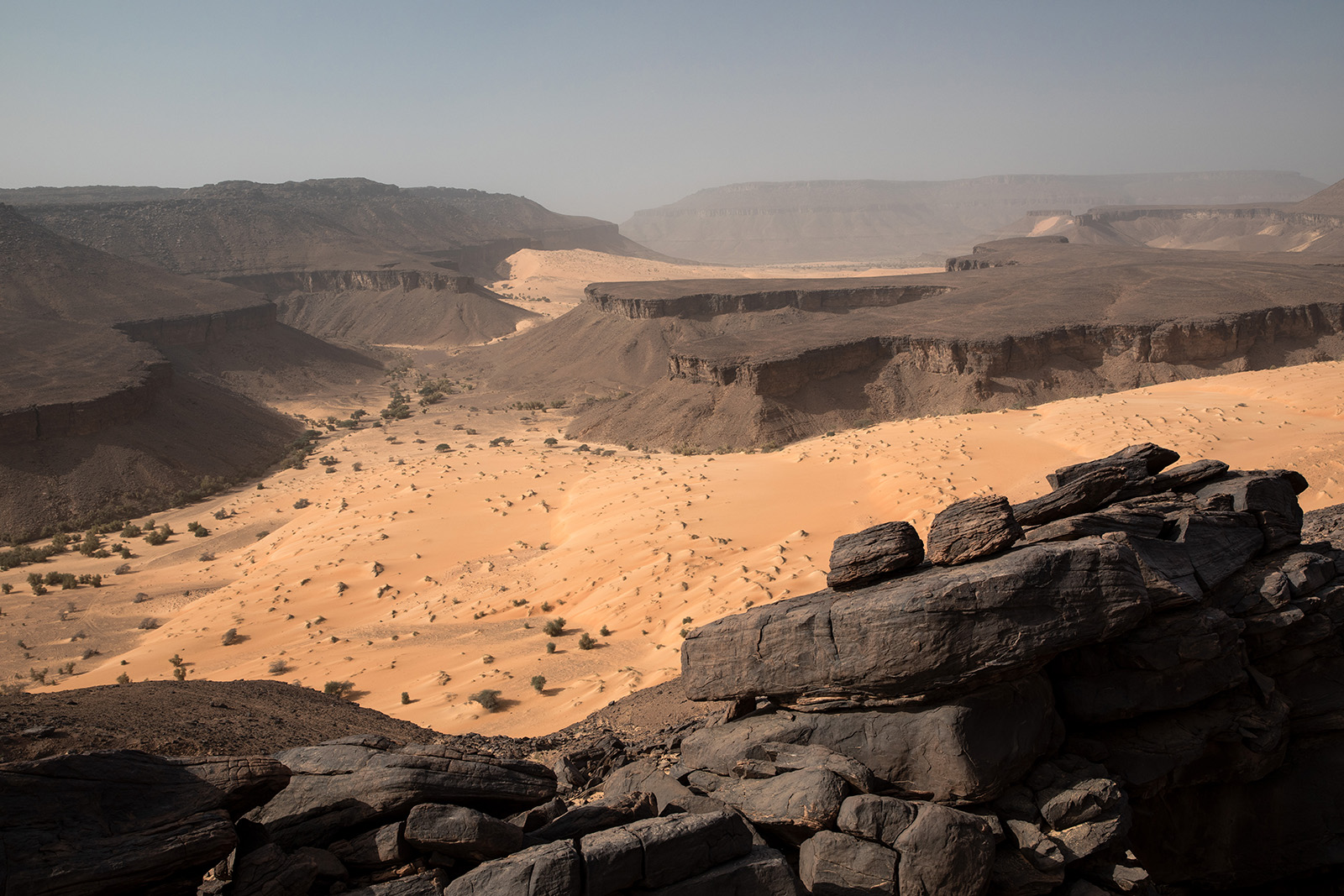 Canyon Mauritanie