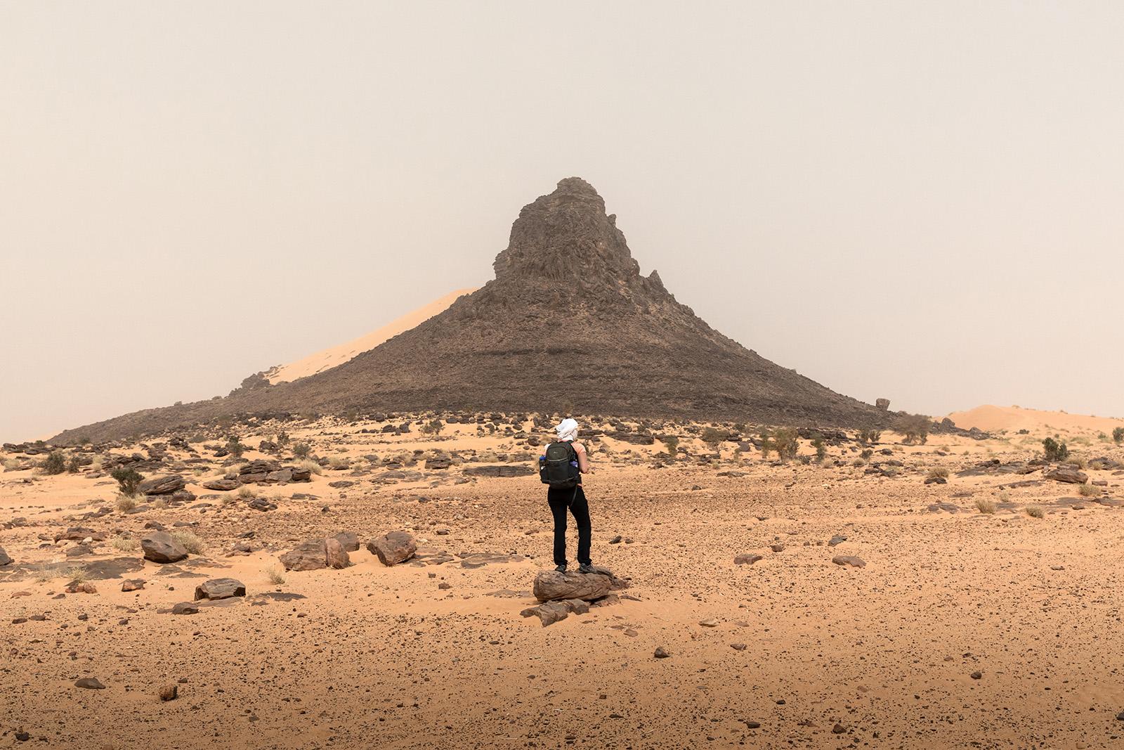 Montagne en Mauritanie