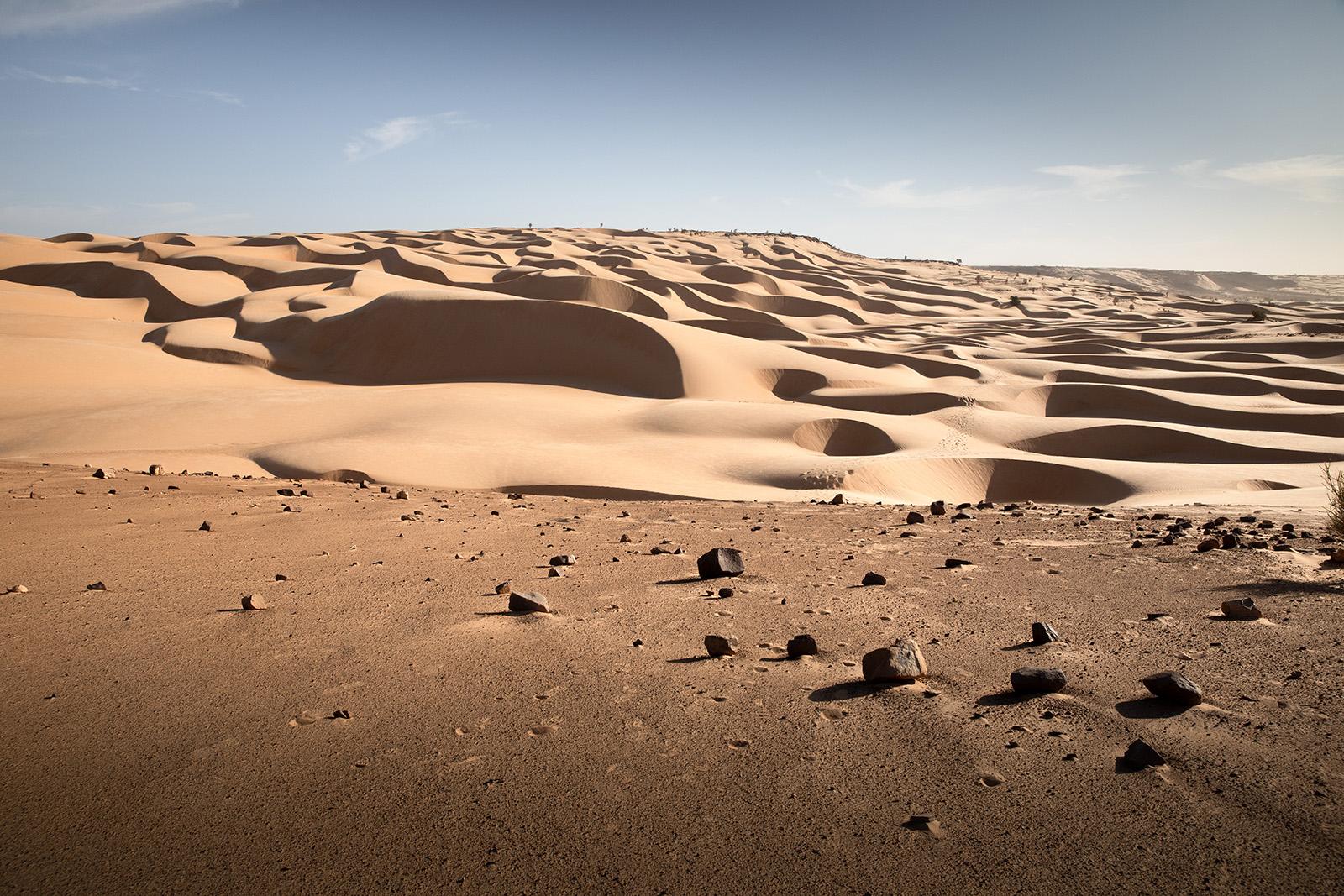 Paysage de Mauritanie
