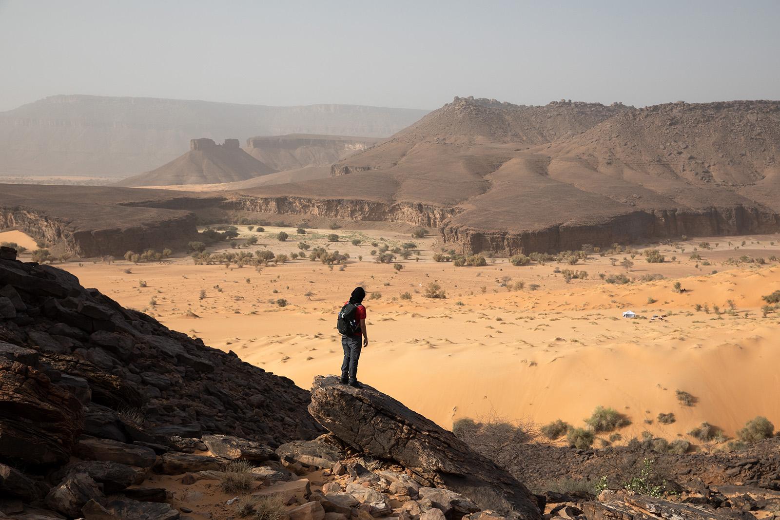 Blog trek mauritanie