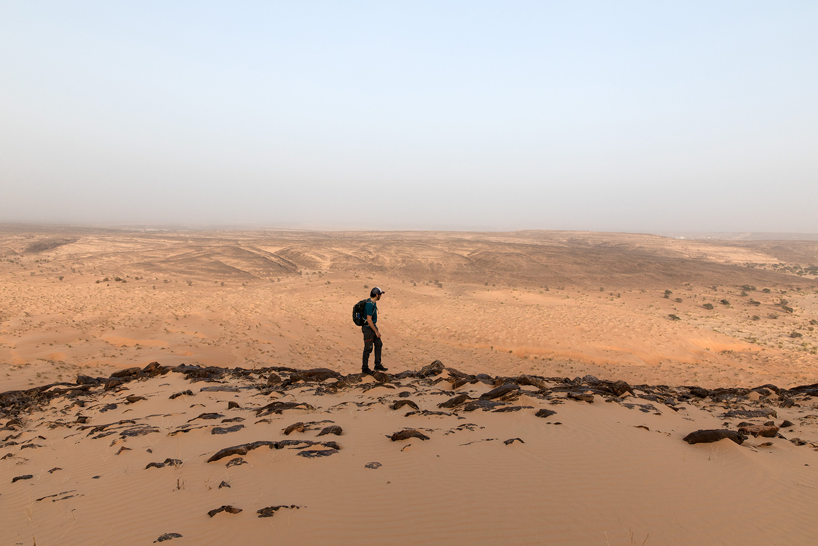 Trek en Mauritanie blog