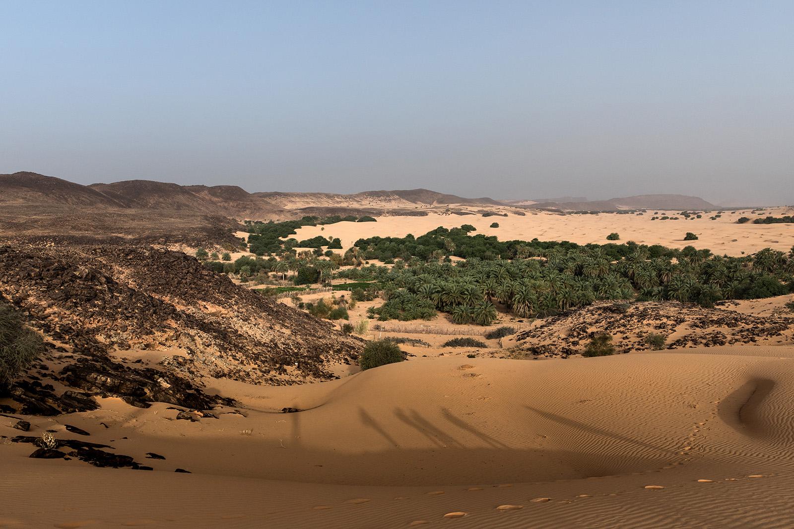 Mauritanie avec Terre d'Aventures