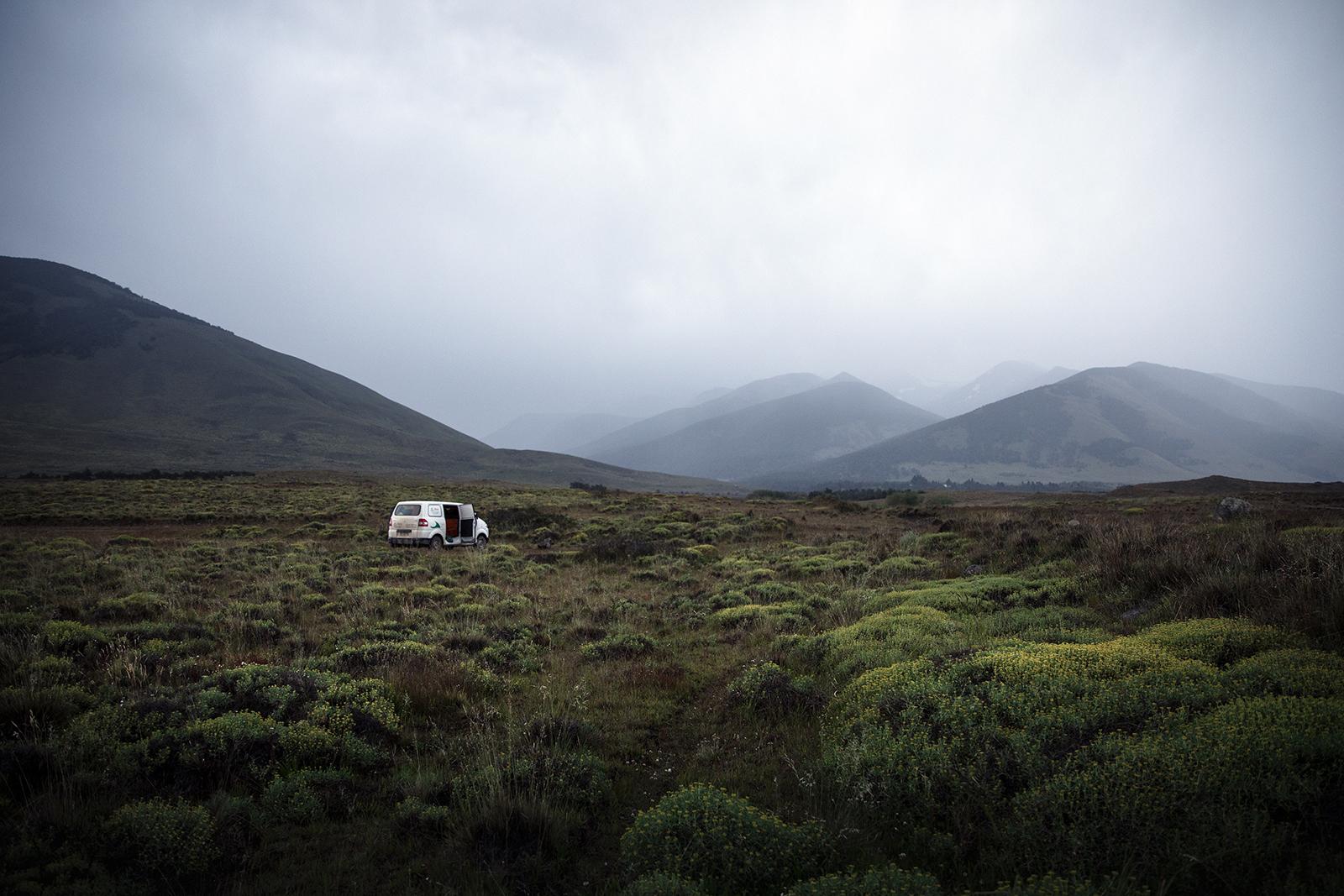 camping sauvage perito moreno