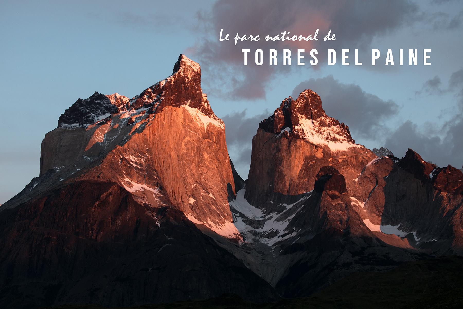 Blog Voyage Torres del Paine