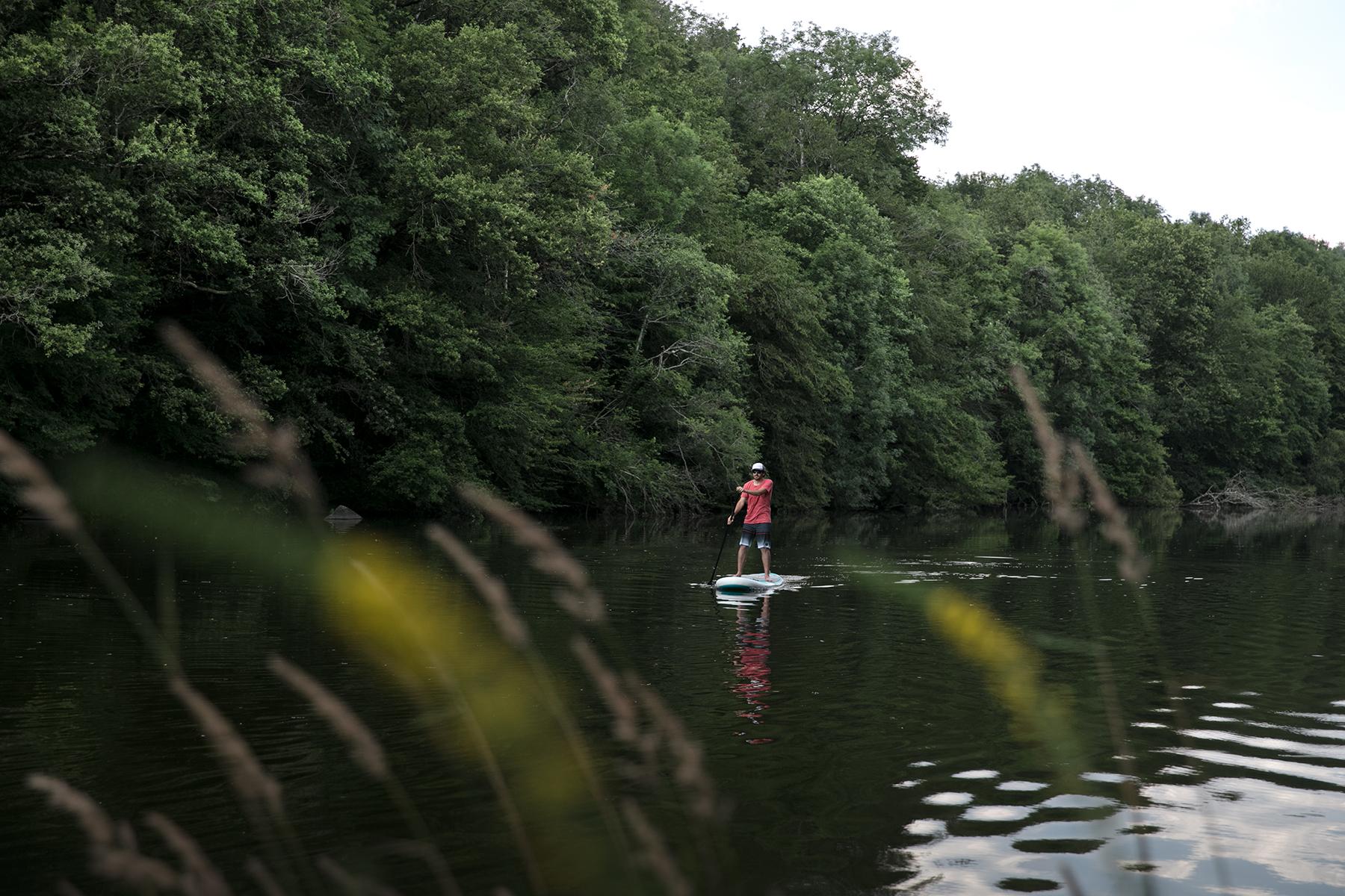 Meilleur spot pour faire du paddle en france