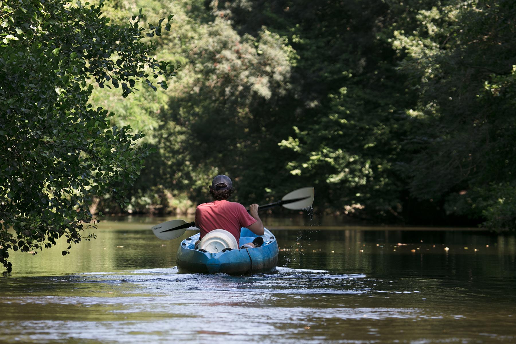 Où faire du canoé dans l'Indre ?