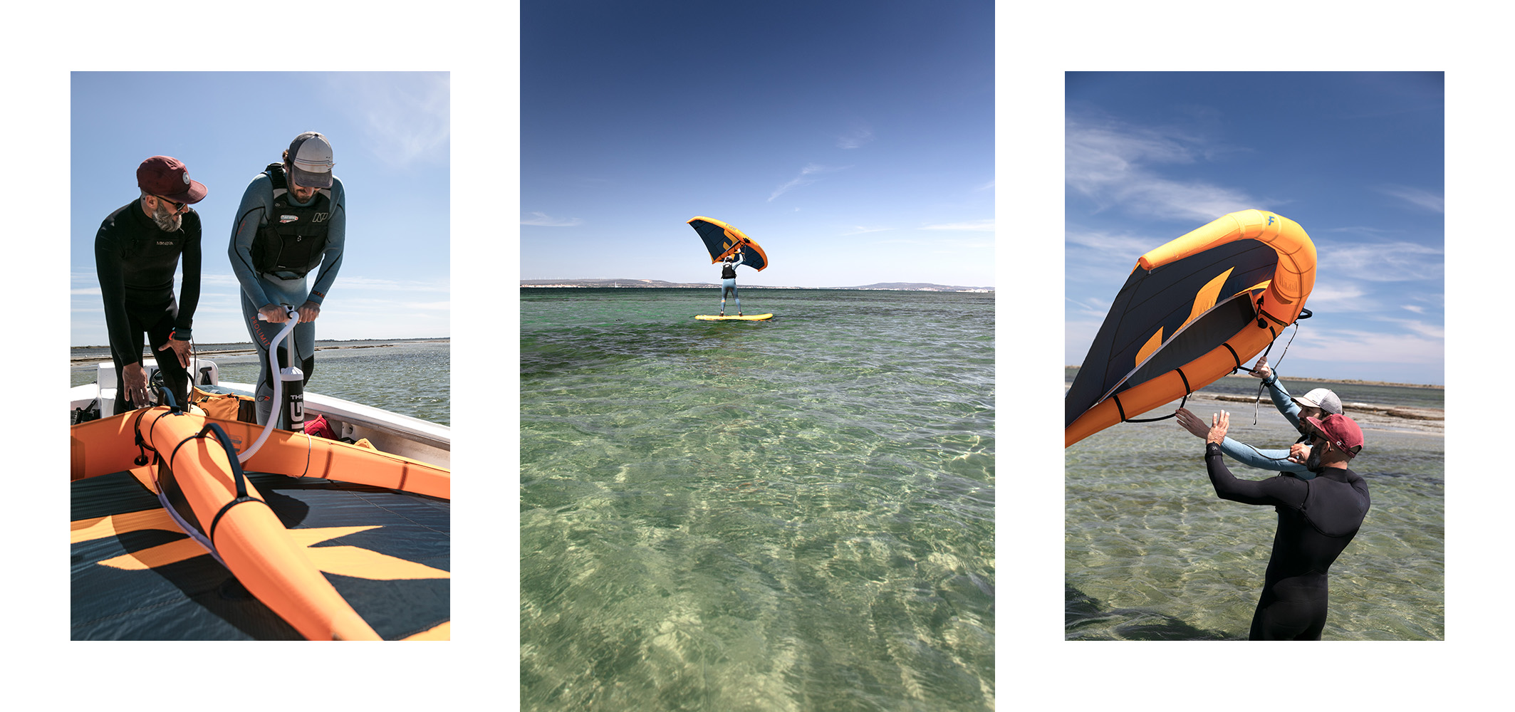 Où apprendre le wingsurf en France ?