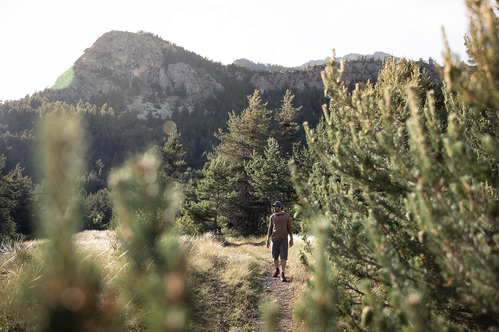 Sommet Bouchier Hautes Alpes