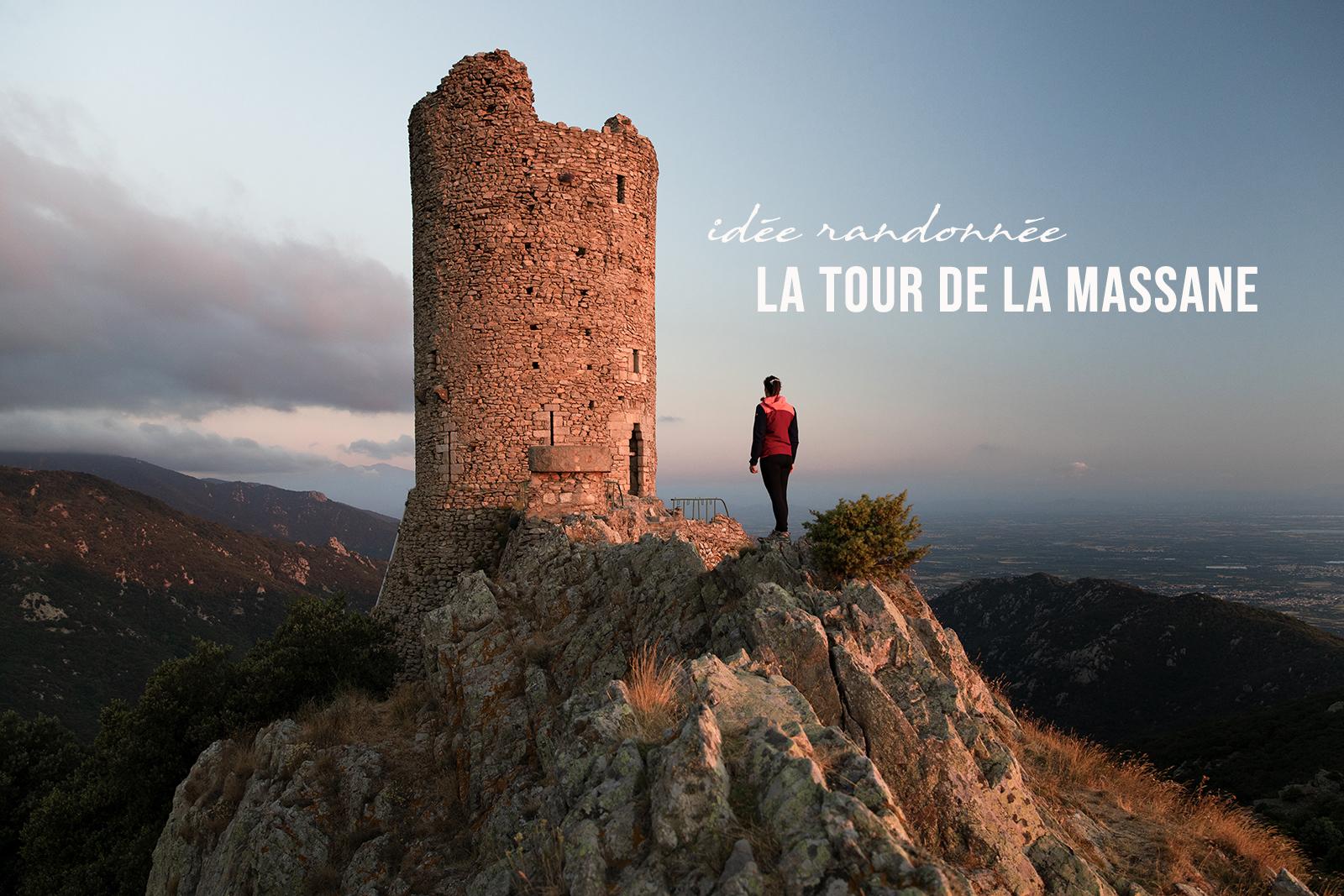 Randonnée à la tour de la Massane